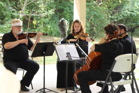 North GA Chamber Orchestra Quartet